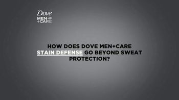 Dove Men+Care Stain Defense TV Spot, 'Go Beyond' - Thumbnail 2