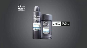 Dove Men+Care Stain Defense TV Spot, 'Go Beyond' - Thumbnail 7
