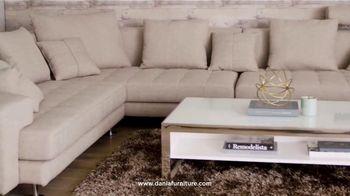 Dania TV Spot, 'Quality Craftsmanship' - Thumbnail 4