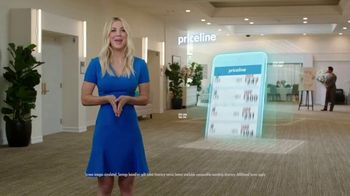 Priceline.com TV Spot, 'Wedding' Featuring Kaley Cuoco - Thumbnail 1