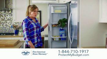 First American Home Warranty Plan TV Spot, 'Don't Wait' - Thumbnail 2