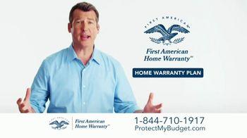 First American Home Warranty Plan TV Spot, 'Don't Wait'