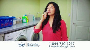 First American Home Warranty Plan TV Spot, 'Don't Wait' - Thumbnail 6