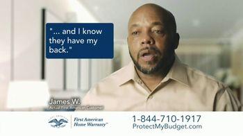 First American Home Warranty Plan TV Spot, 'Don't Wait' - Thumbnail 7