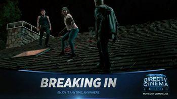 DIRECTV Cinema TV Spot, 'Breaking In'