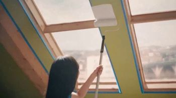 Lowe's TV Spot, 'The Moment: Painting Project' - Thumbnail 6
