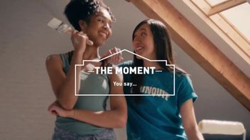 Lowe's TV Spot, 'The Moment: Painting Project' - Thumbnail 8