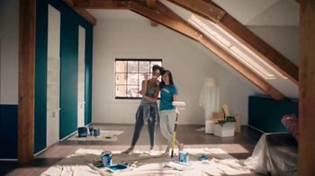 Lowe's TV Spot, 'The Moment: Painting Project' - Thumbnail 9