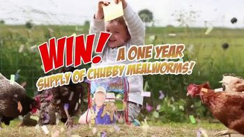 Chubby Mealworms Coop Dreams Tub TV Spot, 'One Year Supply' - Thumbnail 9