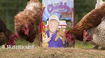 Chubby Mealworms Coop Dreams Tub TV Spot, 'One Year Supply' - Thumbnail 6