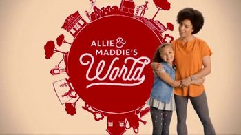 KeyBank TV Spot, 'Allie & Maddie's World'