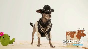 BarkBox TV Spot, 'Spoil Your Dog With BarkBox: Wild West' - Thumbnail 9