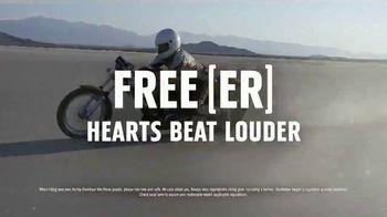 Harley-Davidson TV Spot, 'Free[er]' - Thumbnail 7