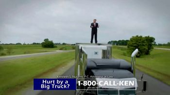 Kenneth S. Nugent: Attorneys at Law TV Spot, 'Hundred of Big Truck Cases' - Thumbnail 2