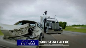 Kenneth S. Nugent: Attorneys at Law TV Spot, 'Hundred of Big Truck Cases' - Thumbnail 6