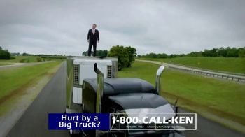 Kenneth S. Nugent: Attorneys at Law TV Spot, 'Hundred of Big Truck Cases' - Thumbnail 7