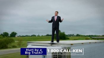 Kenneth S. Nugent: Attorneys at Law TV Spot, 'Hundred of Big Truck Cases' - Thumbnail 8