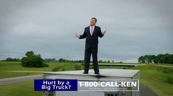 Kenneth S. Nugent: Attorneys at Law TV Spot, 'Hundred of Big Truck Cases' - Thumbnail 9