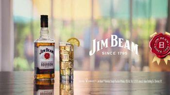 Jim Beam Kentucky Straight Bourbon Whiskey TV Spot, 'Ginger Highball' - Thumbnail 10
