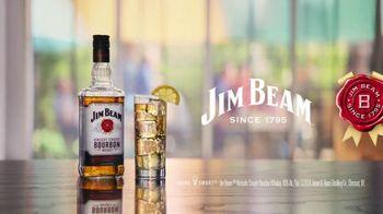 Jim Beam Kentucky Straight Bourbon Whiskey TV Spot, 'Ginger Highball' - Thumbnail 9