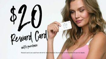 Victoria's Secret T-Shirt Bra TV Spot, 'Signature Straps' - Thumbnail 8