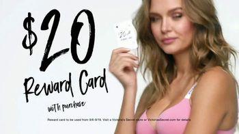 Victoria's Secret T-Shirt Bra TV Spot, 'Signature Straps' - Thumbnail 9