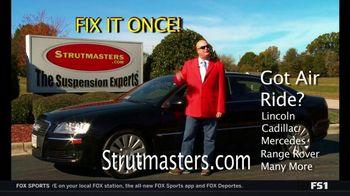 Strutmasters TV Spot, 'Fix It Once, Fix it Right' - Thumbnail 4