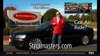 Strutmasters TV Spot, 'Fix It Once, Fix it Right' - Thumbnail 1