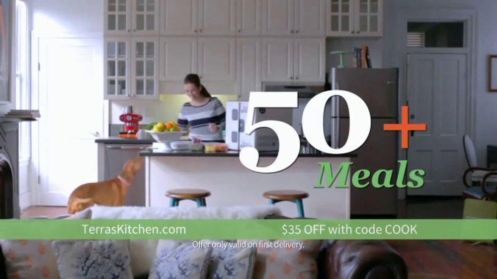 Terra's Kitchen TV Commercial, 'Autopilot'