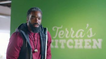 Terra's Kitchen TV Spot, 'Longevity' Featuring Ed Reed - Thumbnail 1