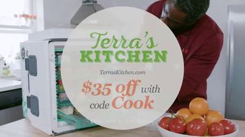 Terra's Kitchen TV Spot, 'Longevity' Featuring Ed Reed - Thumbnail 9