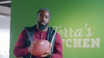 Terra's Kitchen TV Spot, 'Longevity' Featuring Ed Reed - Thumbnail 2