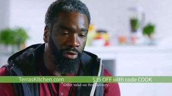 Terra's Kitchen TV Spot, 'Longevity' Featuring Ed Reed - Thumbnail 3