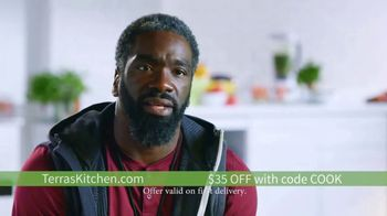 Terra's Kitchen TV Spot, 'Longevity' Featuring Ed Reed - Thumbnail 5