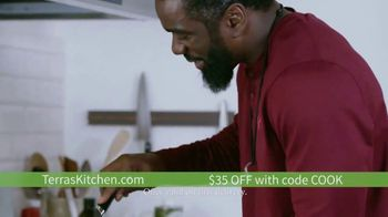 Terra's Kitchen TV Spot, 'Longevity' Featuring Ed Reed - Thumbnail 6