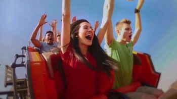 Six Flags America TV Spot, 'There's Only One Thrill Capital'