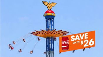 Six Flags America TV Spot, 'There's Only One Thrill Capital' - Thumbnail 9