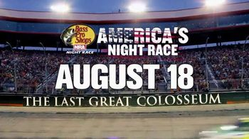 Bristol Motor Speedway TV Spot, 'America's Night Race'
