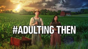 Popeyes TV Spot, 'Comedy Central: Adulting Now vs. Then' - Thumbnail 4