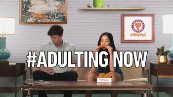 Popeyes TV Spot, 'Comedy Central: Adulting Now vs. Then' - Thumbnail 7