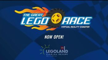 LEGOLAND Florida Resort TV Spot, 'The Great LEGO Race' - Thumbnail 10