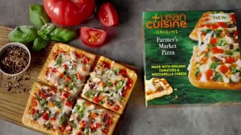 Lean Cuisine Origins Farmers Market Pizza TV Spot, 'Patrice' - Thumbnail 7