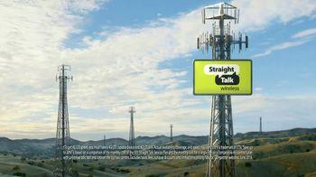 Straight Talk Wireless TV Spot, 'Great Coverage' - Thumbnail 5
