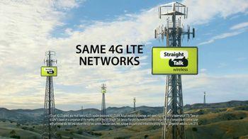 Straight Talk Wireless TV Spot, 'Great Coverage' - Thumbnail 6