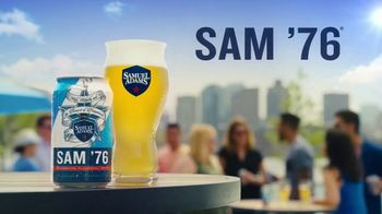 Samuel Adams Sam '76 TV Spot, 'The Most Refreshing' Song by Luiz Bonfa - 3946 commercial airings