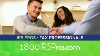 1-800-IRS-Pros TV Spot, 'We've Helped Thousands'