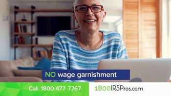 1-800-IRS-Pros TV Spot, 'We've Helped Thousands' - Thumbnail 7