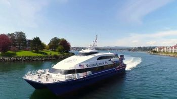 Clipper Vacations TV Spot, 'Seattle to Victoria Summer Getaway' - Thumbnail 6