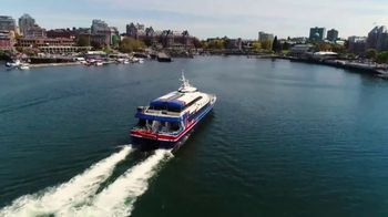 Clipper Vacations TV Spot, 'Seattle to Victoria Summer Getaway' - Thumbnail 7