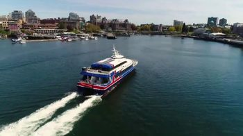 Clipper Vacations TV Spot, 'Seattle to Victoria Summer Getaway' - Thumbnail 8
